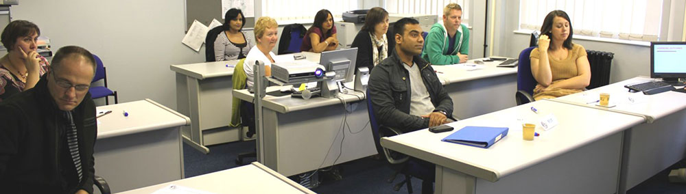 Training room CPD training