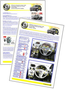 Accelerated Learning Leaflets