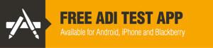 Free ADI test button