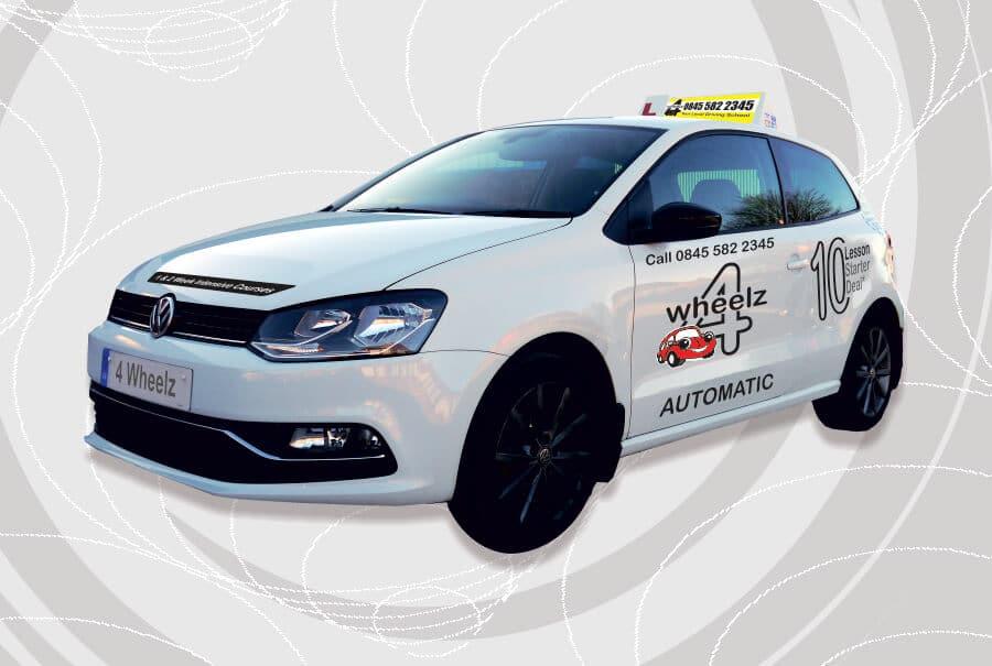 4 Wheelz Vauxhall 1