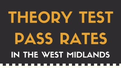 West Midlands Theory Test Pass Rates