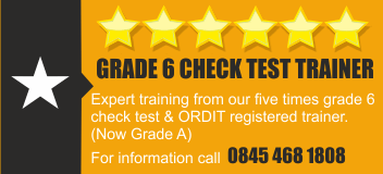 Grade 6 Check Test Trainer