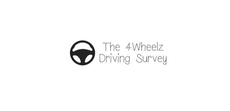 The 4Wheelz Driving Survey Answers – how did you do?