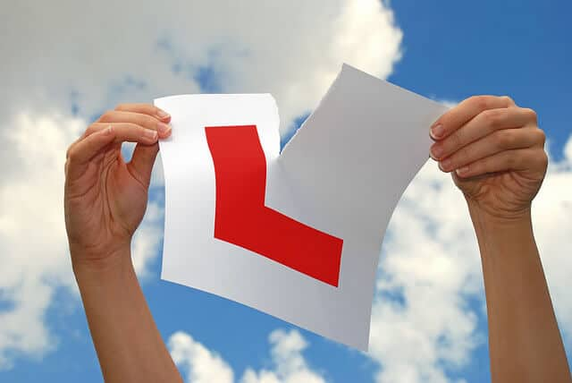 I Failed My Driving Test – What Next?