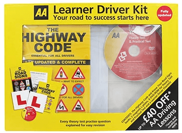 highway code set for learner drivers