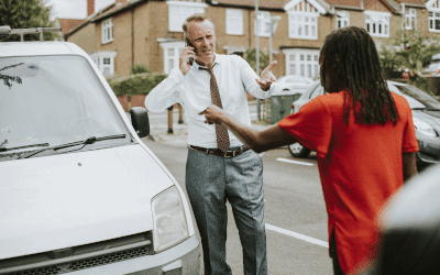 I was hit by an uninsured driver – what should I do?